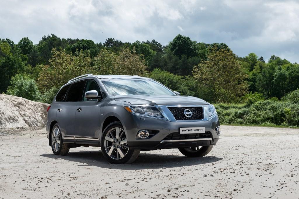 Nissan a Mosca con i nuovi Pathfinder e Sentra