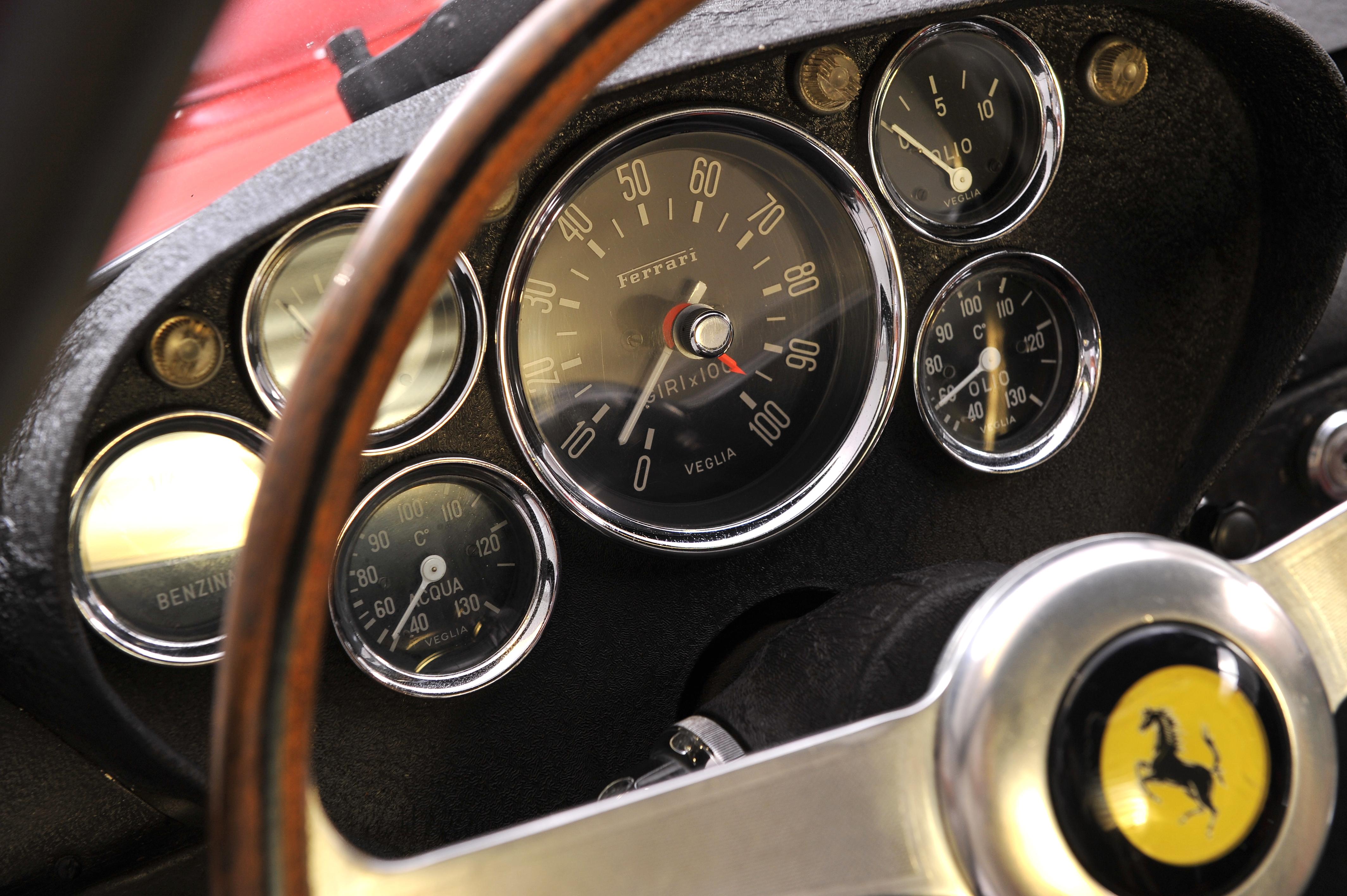 Monterey Car Week nel segno della Ferrari