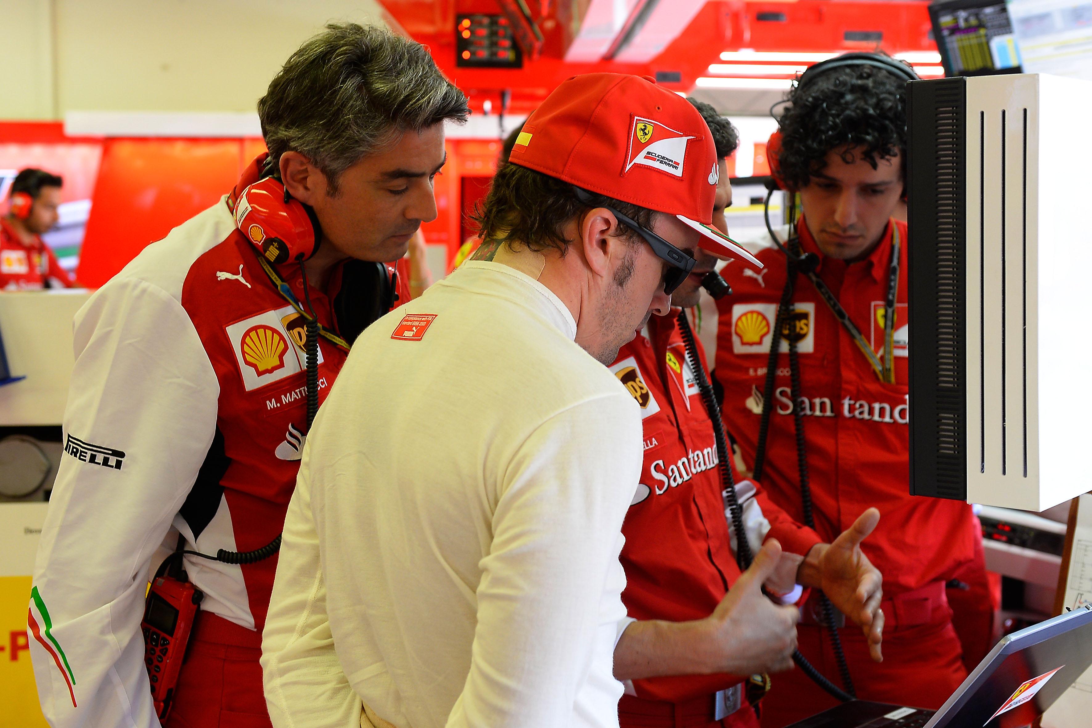 Ferrari dietro le quinte: vita da temetrista