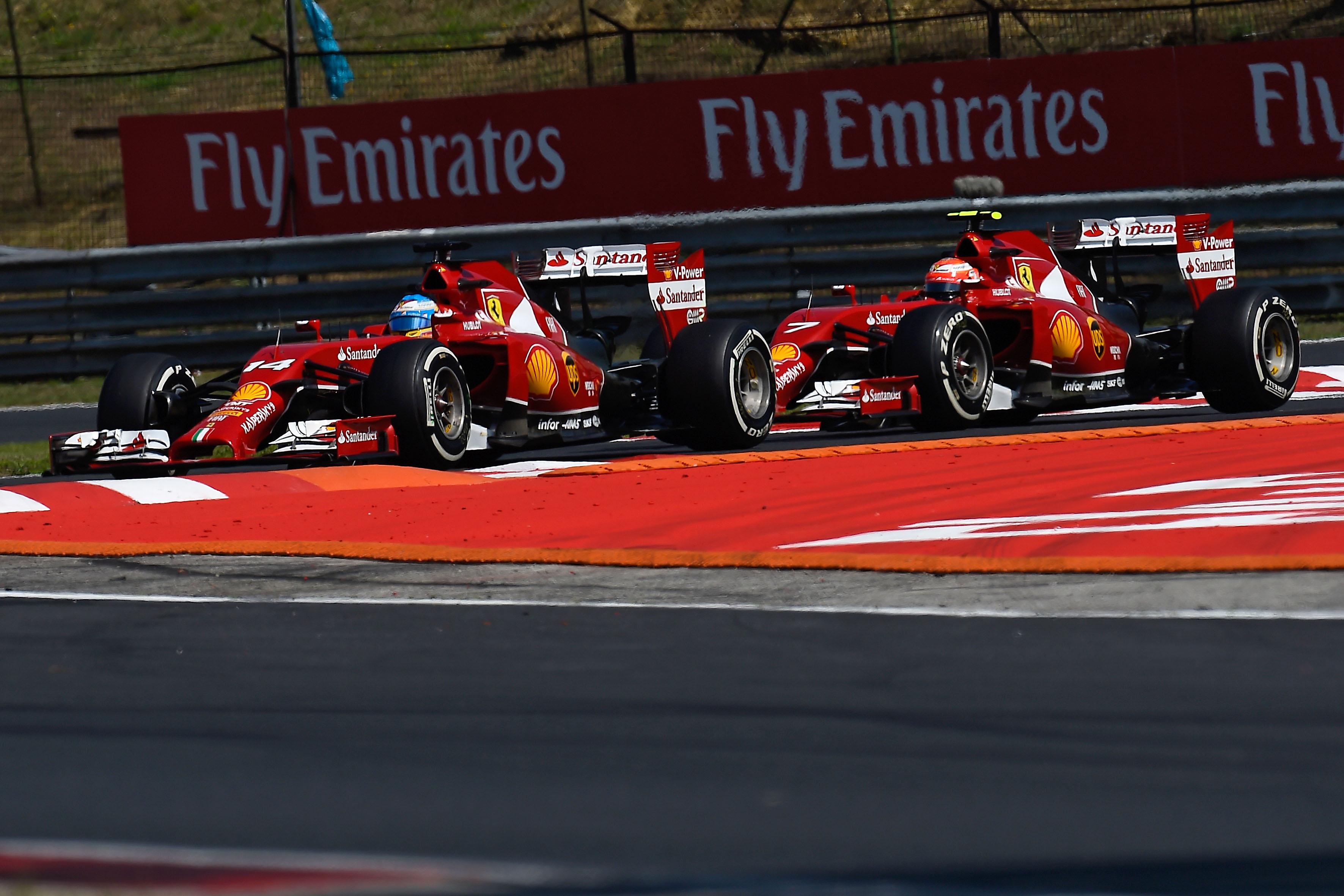 Il Mondiale e la Ferrari ripartono da Spa