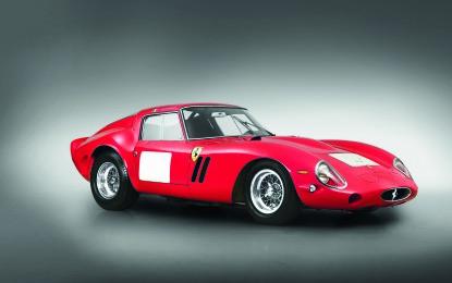 Record: Ferrari 250 GTO venduta a oltre 38 milioni di $