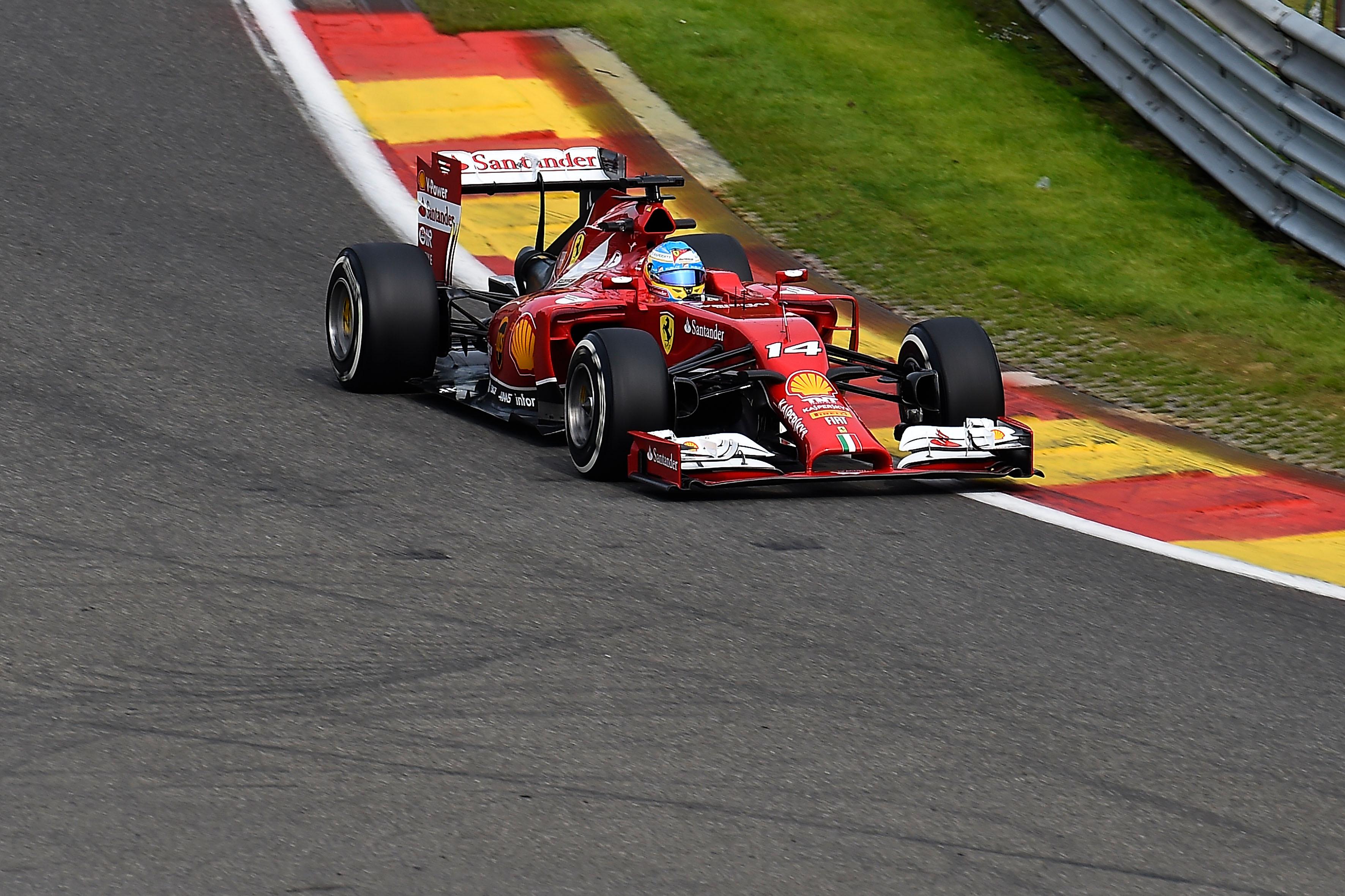 Ferrari: il punto sulle libere a Spa