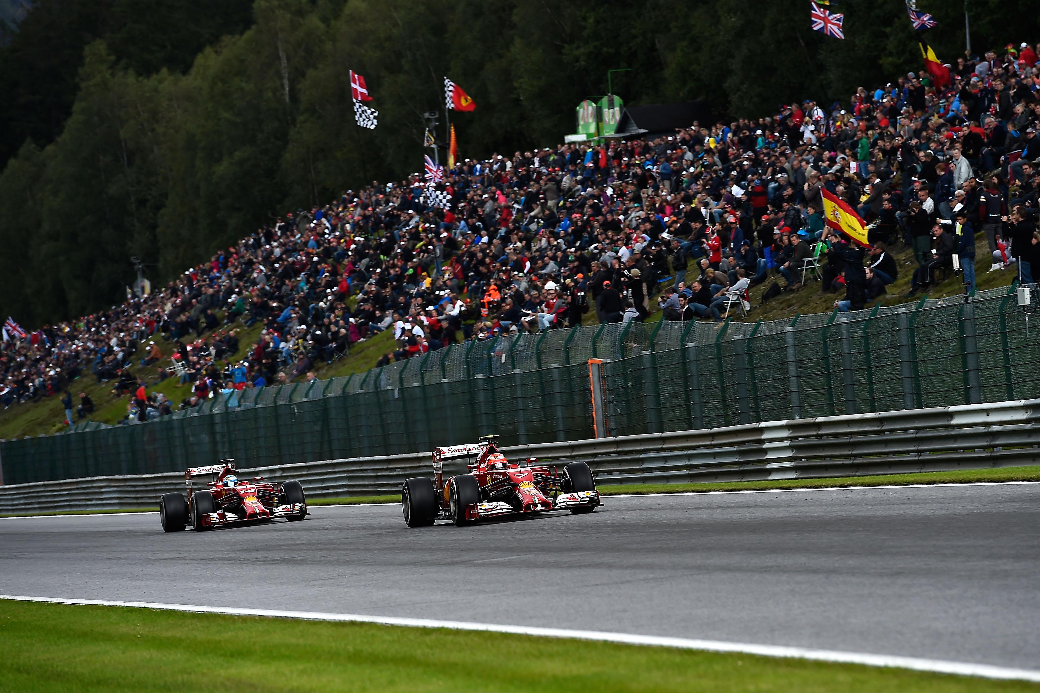 Ferrari: il punto sulle qualifiche a Spa