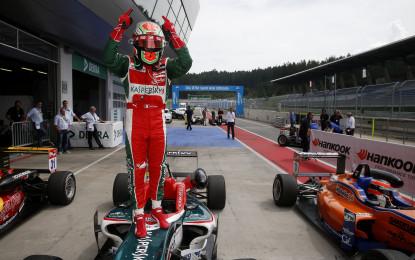 Europeo Formula 3: Antonio Fuoco torna al successo