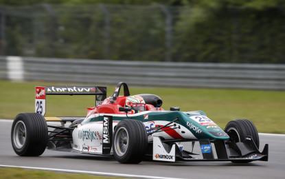 Punti preziosi per Fuoco al Nurburgring