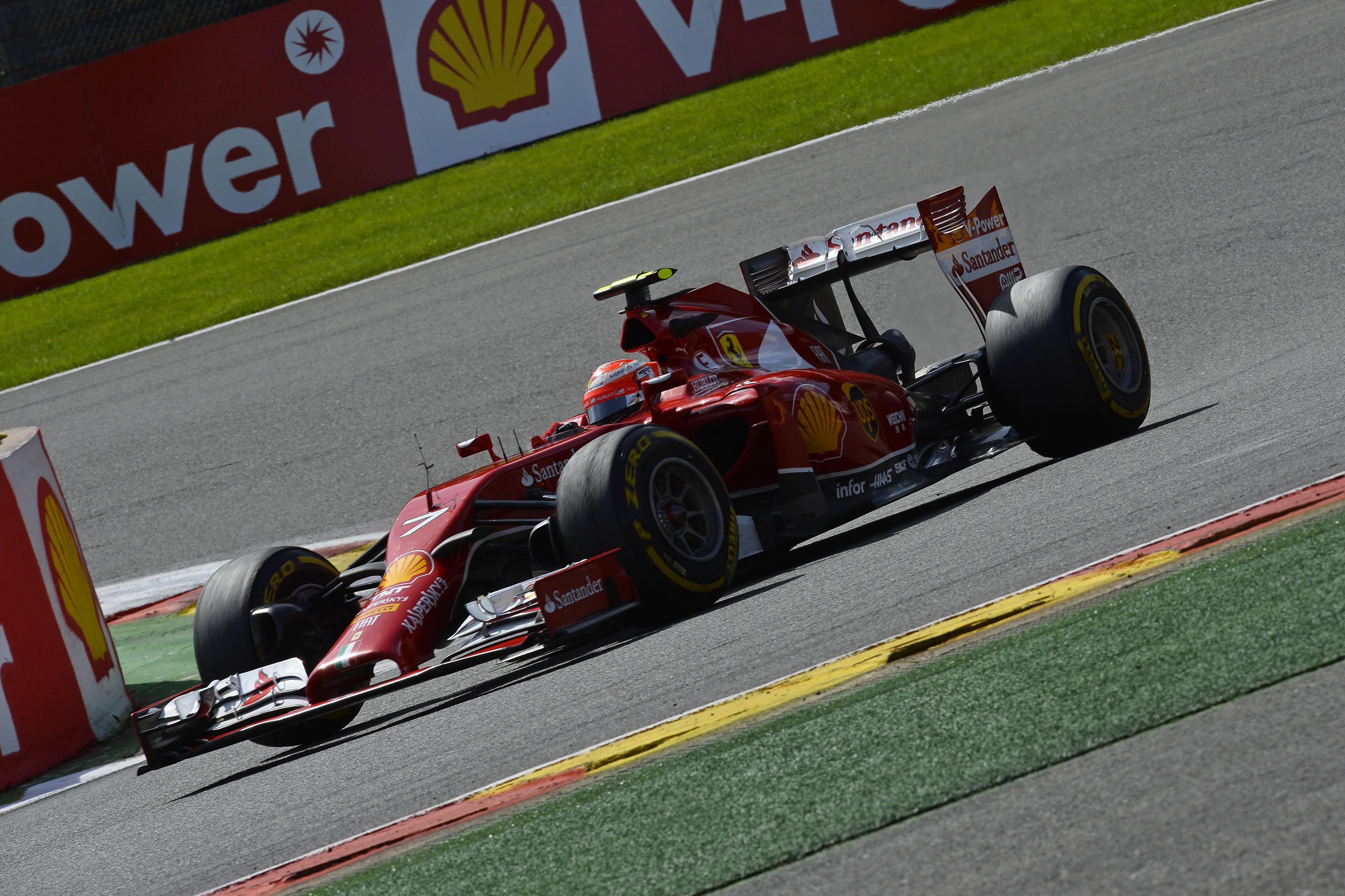 Ferrari: il punto sulla gara di Spa