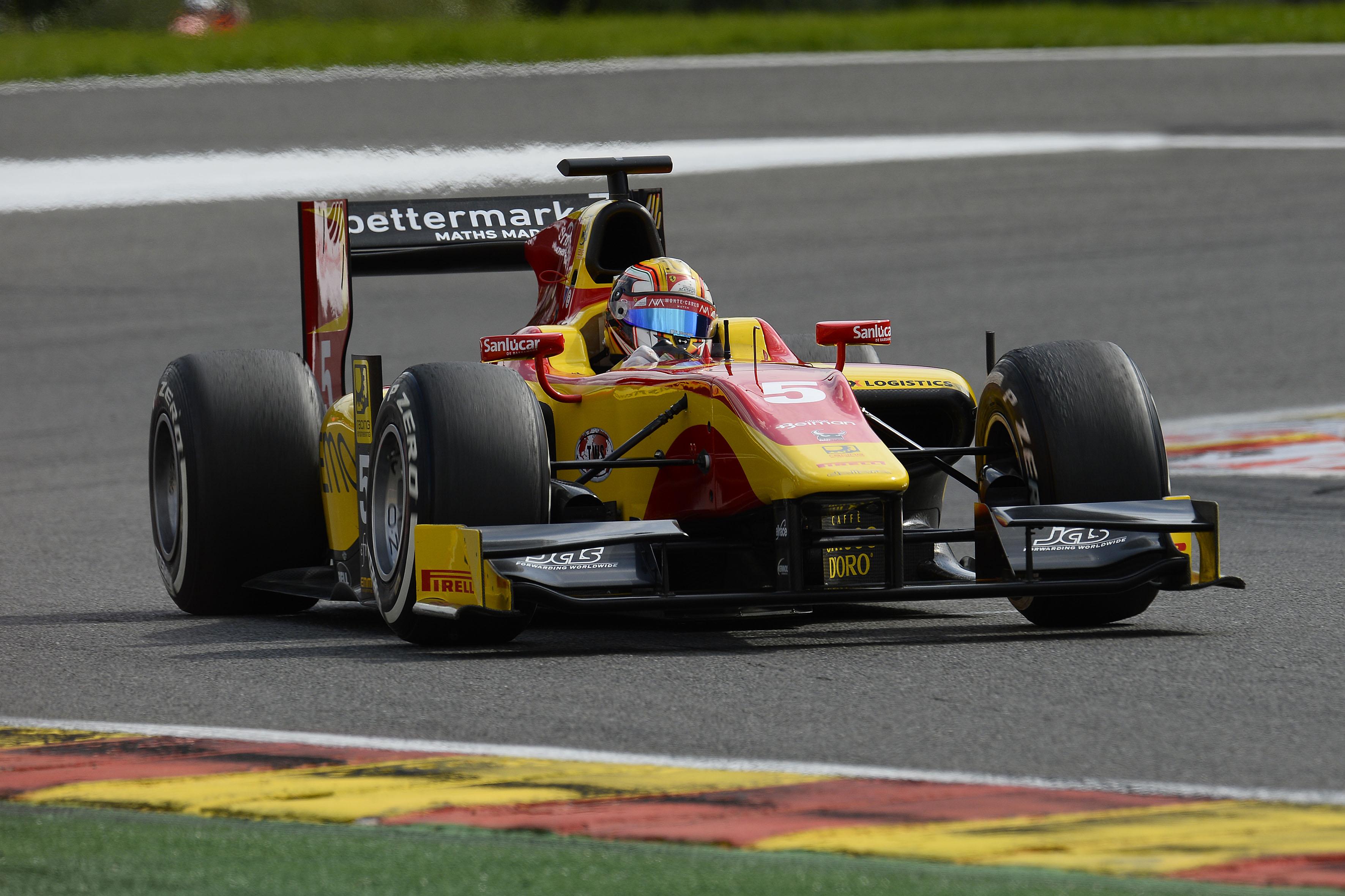 GP2: per Marciello Spa si chiude in rimonta