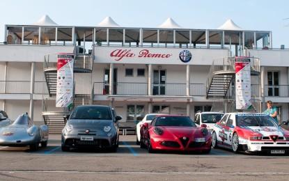 "Fiat Group protagonista della ""Formula SAE Italy 2014"""