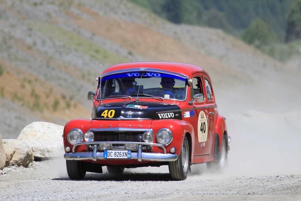 Registro Volvo: 20 anni al Salone Auto d'Epoca di Padova