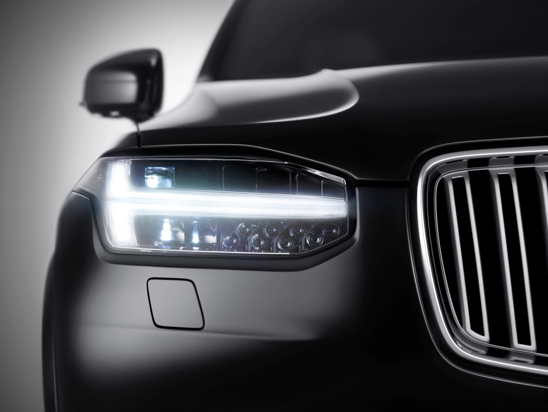 Nuova XC90: la prima Volvo basata sulla SPA