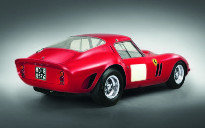 Le dieci auto più costose al mondo, dopo la 250 GTO