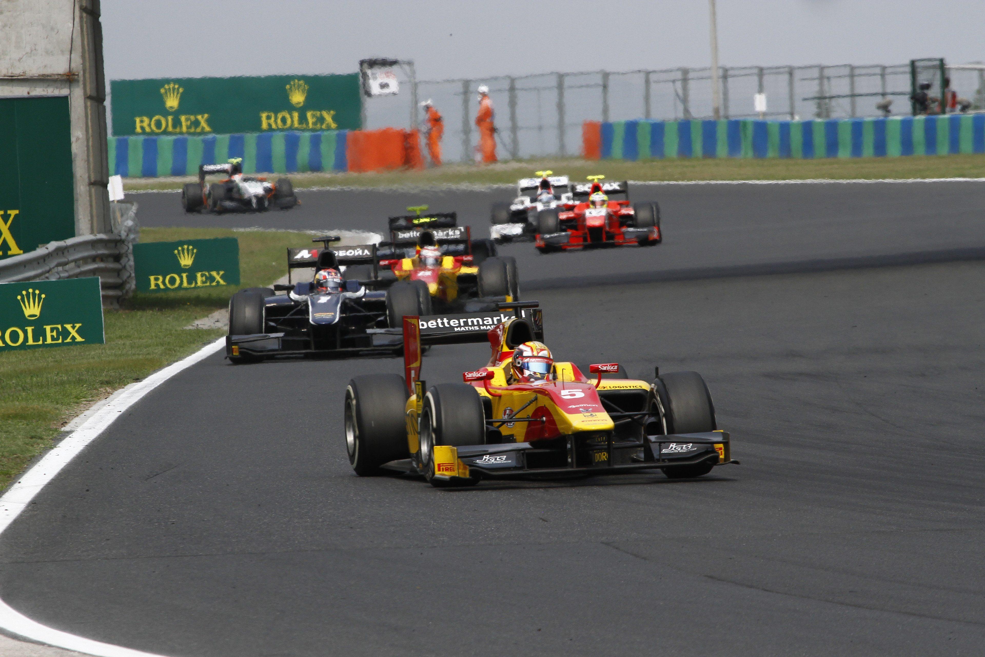 GP2 Series: Marciello e Coletti pronti!