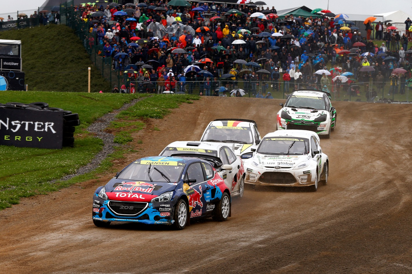 Rallycross: in Canada la 208 T16 WRX punta al top