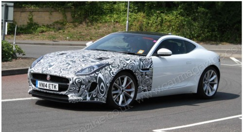 Jaguar F-Type four Wheel Drive 2015