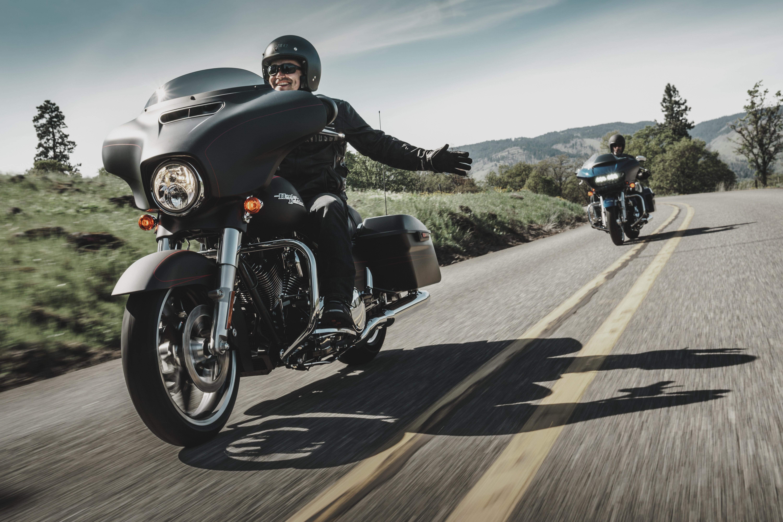Harley-Davidson: la nuova gamma 2015