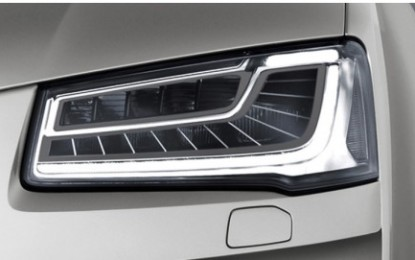 Nuova Audi A8 2015