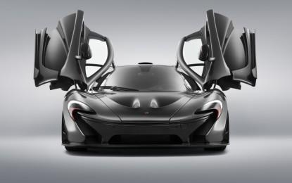 McLaren a Pebble Beach con due esemplari unici