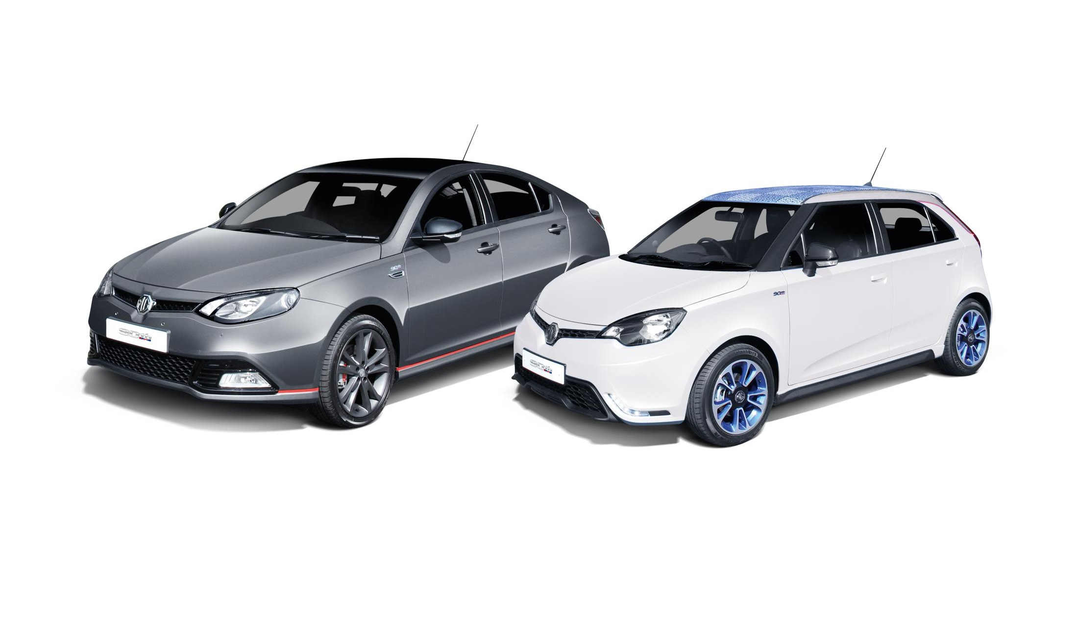 MG 90th Anniversary Limited Editions