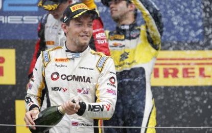Sparco: il weekend di Spa e il GP2 Award
