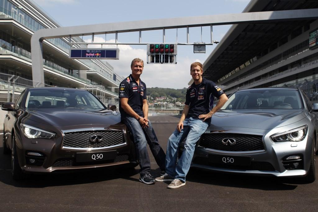 Vettel primo pilota di F1 a girare a Sochi