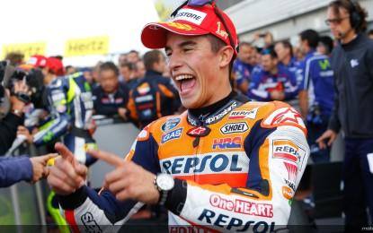 MotoGP: Marquez si riprende il gradino più alto. E 11!
