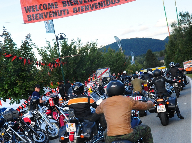 European Bike Week dal 2 al 7 settembre