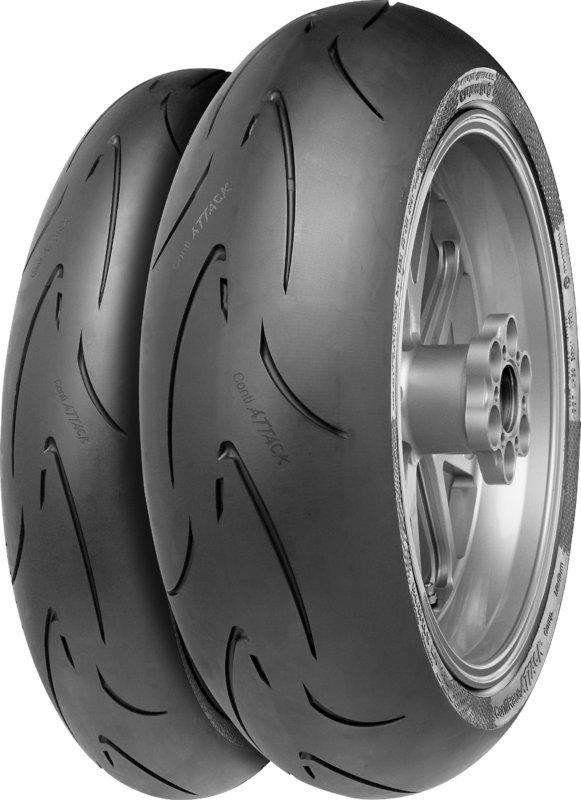 Continental: sostituzione volontaria pneumatici moto