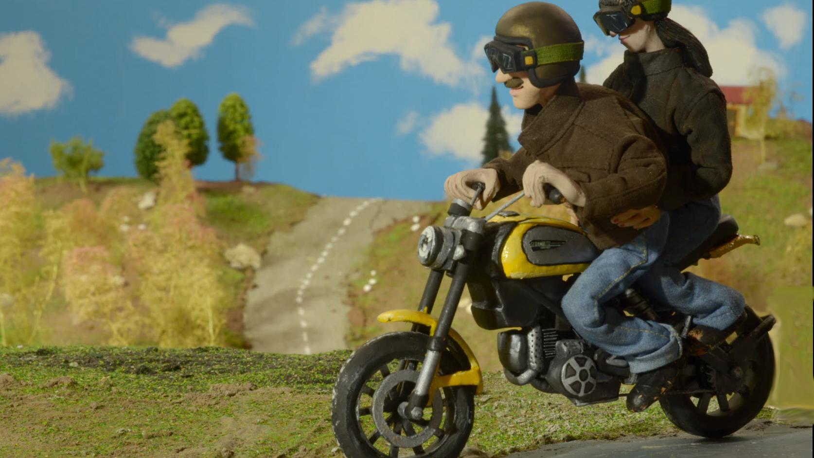Ducati Scrambler: preview in video