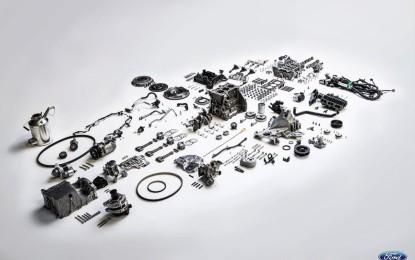Ford e Castrol insieme per i nuovi lubrificanti MAGNATEC