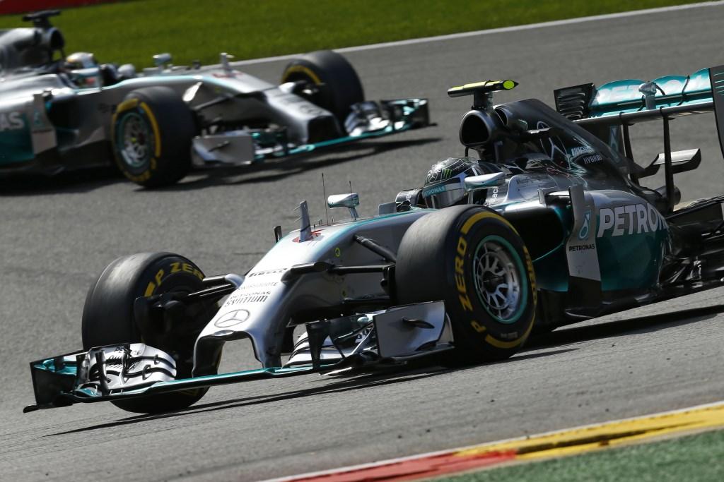 Belgio: il comunicato Mercedes