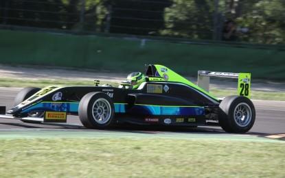 F.4: per Joao Vieira pochi punti ma grande esperienza