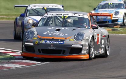Fulgenzi rientra nella Porsche Carrera Cup Italia