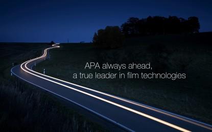 APA, leader nella tecnologia di pellicole e CarWrapping