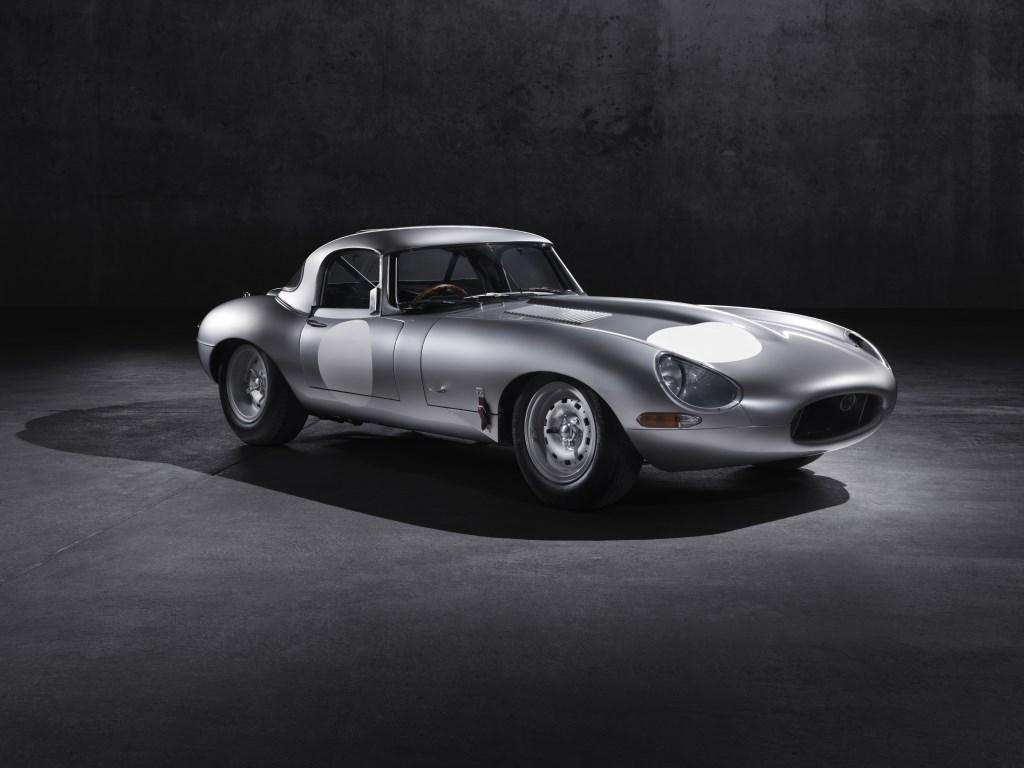 """Jaguar: ecco la """"nuova"""" Lightweight E-type"""