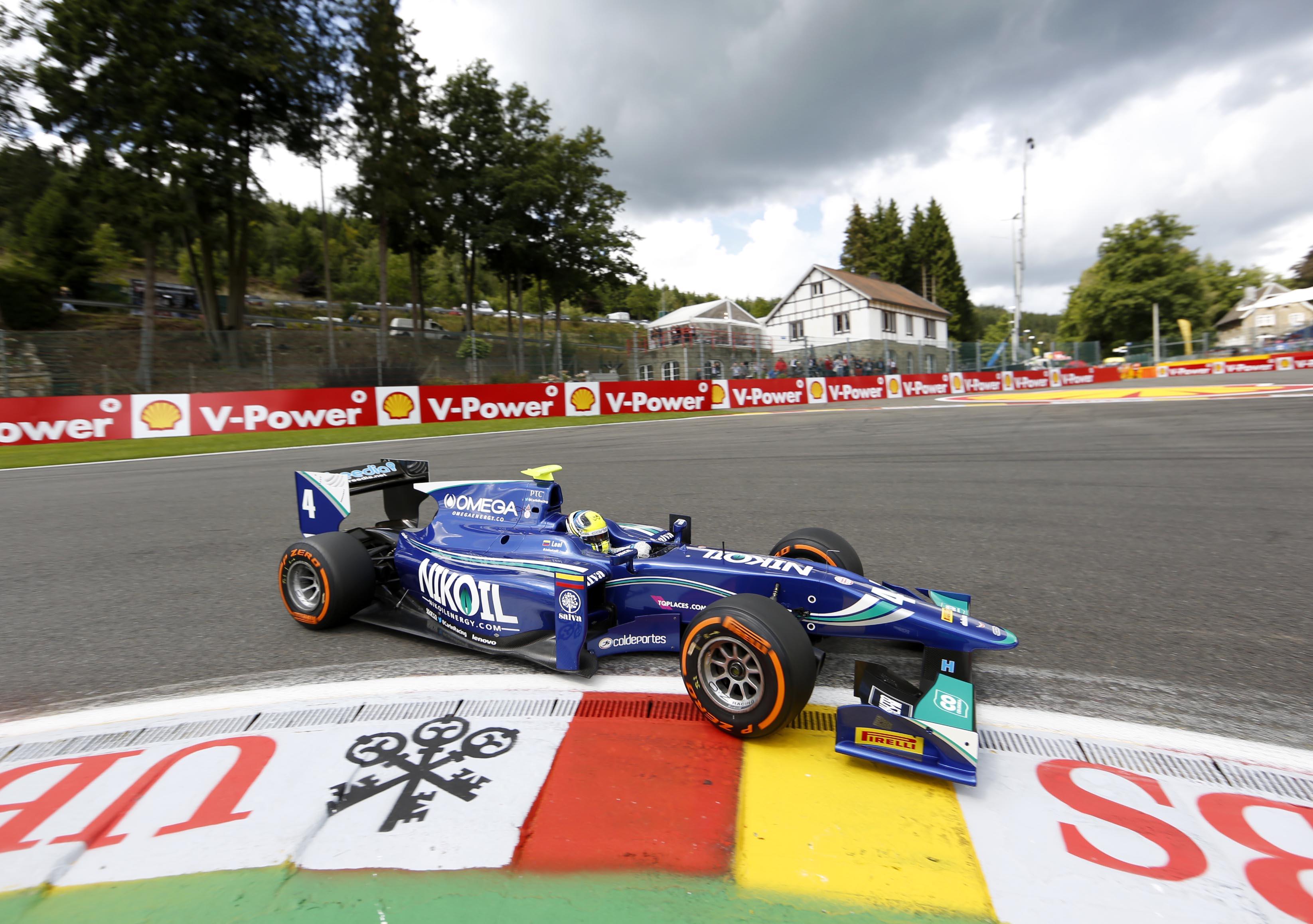 GP2: Julian Leal detta il passo a Spa