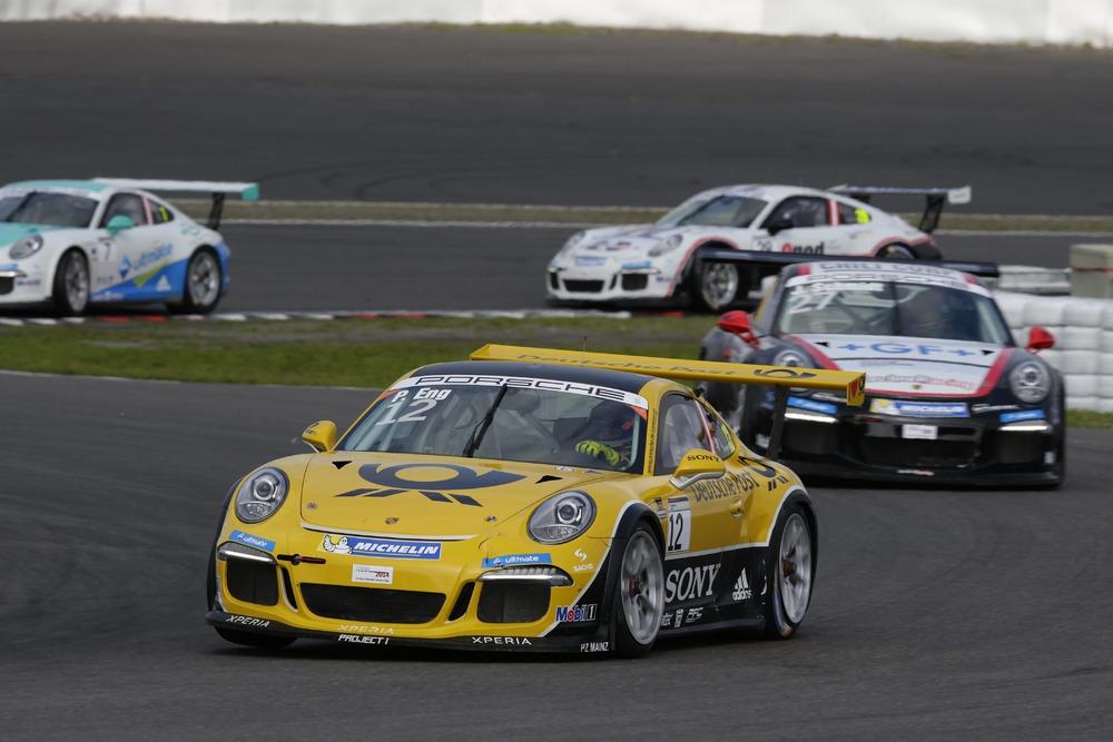 Porsche Carrera Cup Deutschland, race 12, Nürburgring