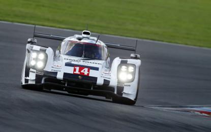 WEC: Porsche prova all'Eurospeedway Lausitz