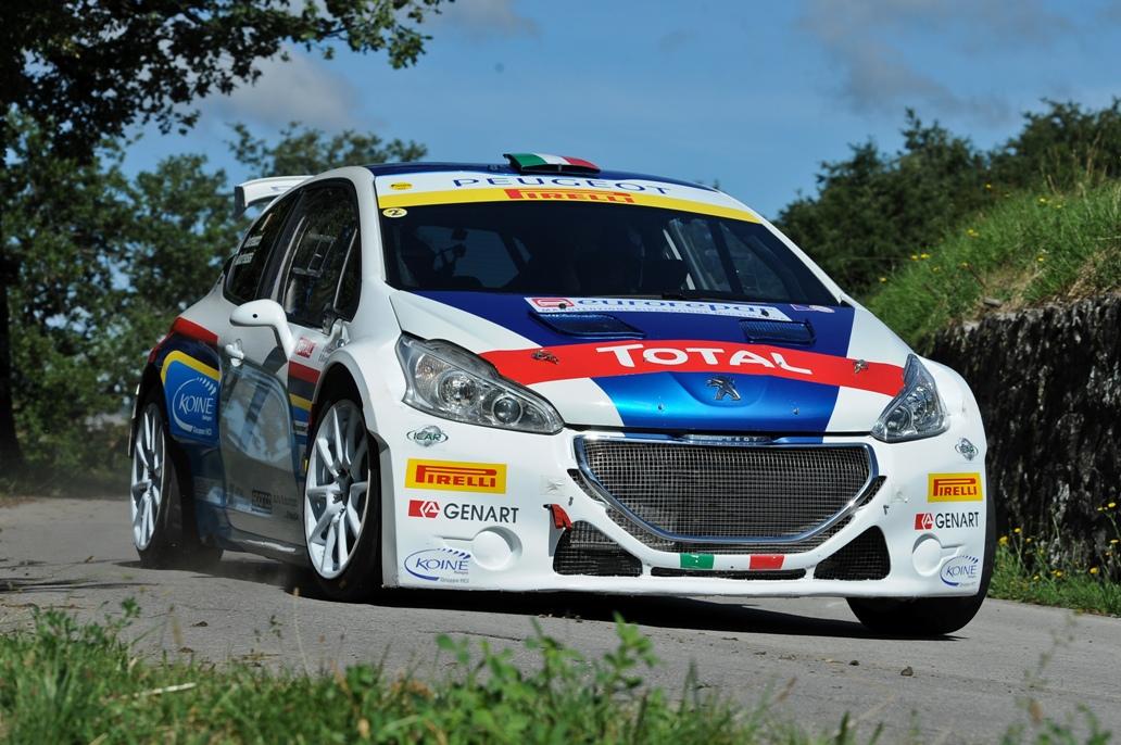 Peugeot e il Friuli, crocevia verso il Tricolore