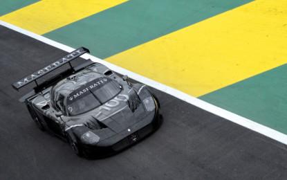 Michael Bartels torna a vincere con Maserati