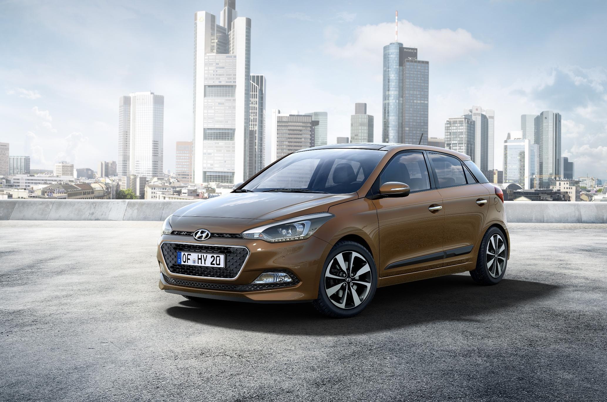 Hyundai svela la Nuova Generazione i20