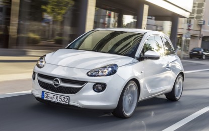 Opel ADAM: 100mila ordini per la chic urban car di successo