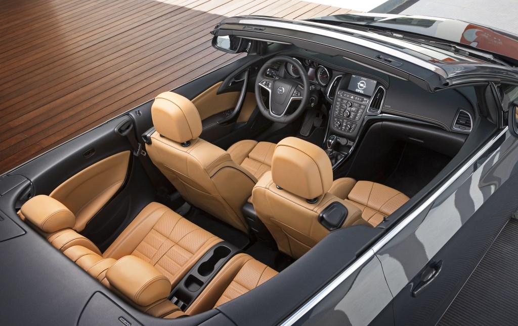 Opel e i sedili ergonomici: addio stanchezza!