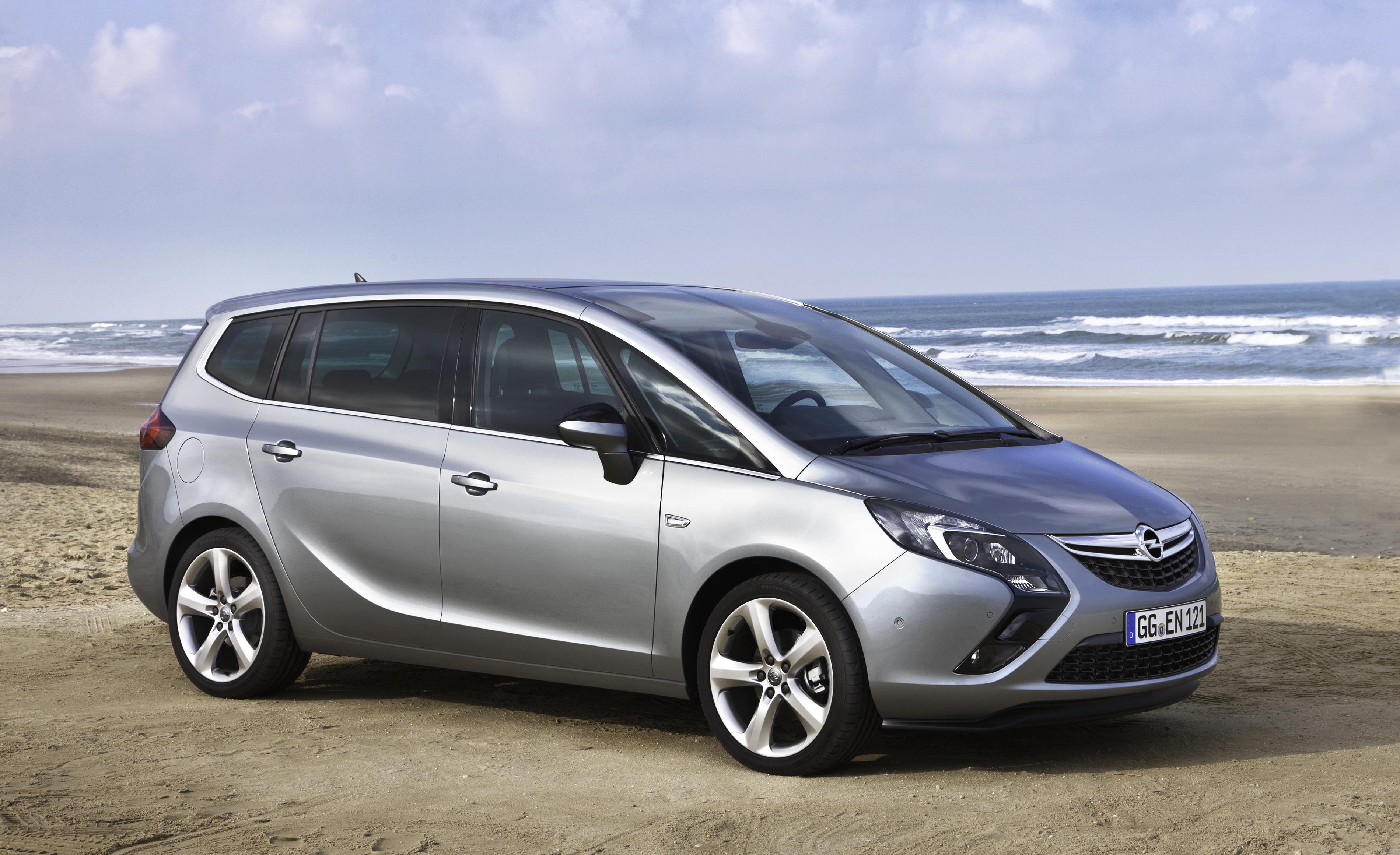 Opel Zafira Tourer 1.6 CDTI: silenziosissima