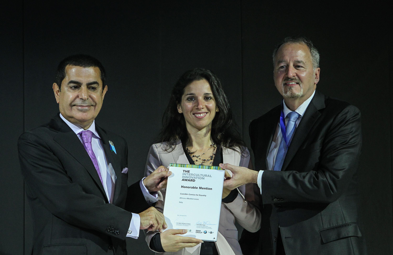 "BMW Group: menzione d'onore per ""Africa e Mediterraneo"""