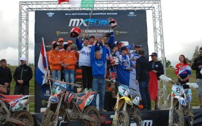 Motocross delle Nazioni: trionfa l'Italia!