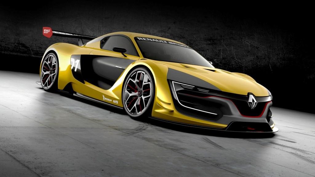Renault Sport R.S. 01: prestazioni e design da brividi!