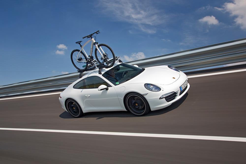 """Porsche 911: la sportiva diventa """"familiare"""""""