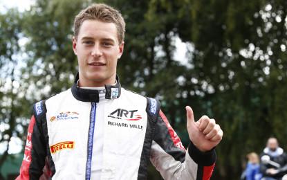 GP2: Vandoorne prima pole nella gara di casa