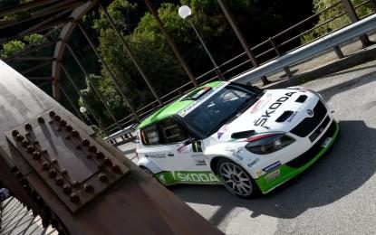 Friuli: ŠKODA Italia Motorsport chiude in 5° posizione