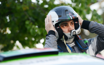 Friuli: shakedown ok per ŠKODA Italia Motorsport